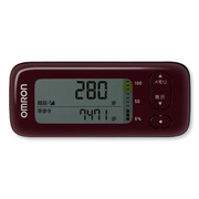 HJA-403C-R [活動量計 カロリスキャン Bluetooth/NFC通信機能搭載 レッド]