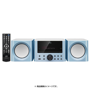 UX-LP77-A [マイクロコンポーネントシステム Bluetooth/NFC機能搭載 ブルー ワイドFM対応]