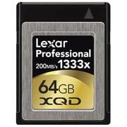 LXQD64GCRBJP1333 [XQDメモリーカード Professional 1333x 64GB]