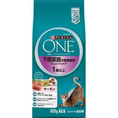 猫用 下部尿路の健康維持 F.L.U.T.H.ケア 1~10歳 サーモン [800g]