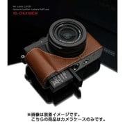 XS-CHLX100CM [パナソニック LX100用 カメラハーフケース キャメル]