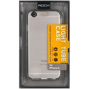 RO-IP6-LI-GY [iPhone 6/6s 4.7インチ専用ROCKLIGHTTUBECASE グレー]