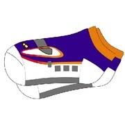 鉄下 E3系 つばさ [靴下 16~20cm]
