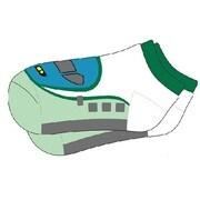 鉄下 E3系 とれいゆ [靴下 16~20cm]