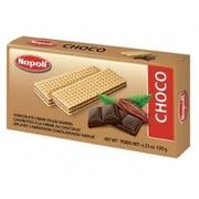 ナポリ チョコウエハース 120g