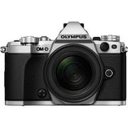 OLYMPUS OM-D E-M5 Mark II EZレンズキット シルバー [ボディ シルバー+ズームレンズ「M.ZUIKO DIGITAL ED 12-50mm F3.5-6.3 EZ」]