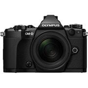 OLYMPUS OM-D E-M5 Mark II EZレンズキット ブラック [ボディ ブラック+ズームレンズ「M.ZUIKO DIGITAL ED 12-50mm F3.5-6.3 EZ」]