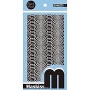 M11 [Maskiss ブラックマスク パイソン]