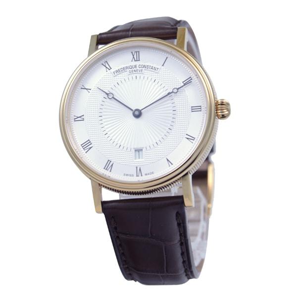 72fe644e17 スリムライン クラシック オートマチック FC-306MC4S35 メンズ 腕時計 FREDERIQUE CONSTANT 【新品】 フレデリック・ コンスタント シルバー文字盤