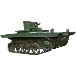 35003 [1/35スケール VCLビッカーズ 水陸両用軽戦車 A4E12 王立オランダ東印度陸軍仕様]