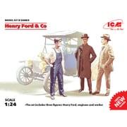 24003 [1/24スケール ヘンリーフォード&Co フィギュア]