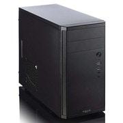 FD-CA-CORE-1100-BL [マイクロタワー型 PCケース Fractal Design Core 1100]