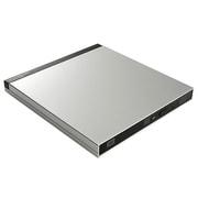 LDR-PUB8U3MSV [USB3.0対応 ポータブルDVDドライブ MAC専用 シルバー]