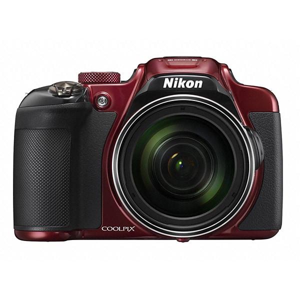 COOLPIX(クールピクス) P610 レッド [コンパクトデジタルカメラ]