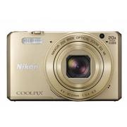 COOLPIX(クールピクス) S7000 ゴールド [コンパクトデジタルカメラ]