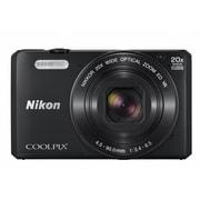 COOLPIX(クールピクス) S7000 ブラック [コンパクトデジタルカメラ]