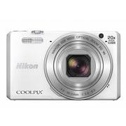 COOLPIX(クールピクス) S7000 ホワイト [コンパクトデジタルカメラ]