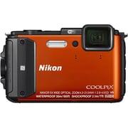 COOLPIX(クールピクス) AW130 オレンジ [コンパクトデジタルカメラ]