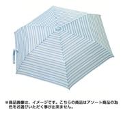 ポケフラット ボーダー [折りたたみ傘]