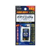 TSA-026 [電話機用ニッケル水素充電池 大容量タイプ 3.6V 900mAh]