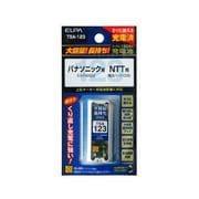 TSA-123 [電話機用ニッケル水素充電池 大容量タイプ 2.4V 900mAh]