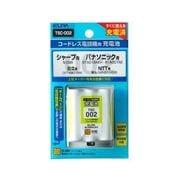 TSC-002 [電話機用充電池 3.6V 600mAh]