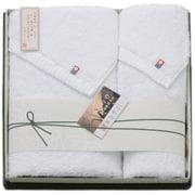 YN5049 [今治タオル 矢野紋織謹製 白たおる タオルセット]