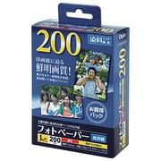 JPEC-L-200 [フォトペーパー 光沢紙 L 200枚]