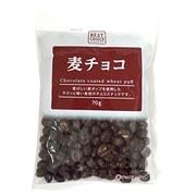 寺沢製菓 ベストチョイス 麦チョコ 70g [菓子]