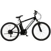 HUMMER AL-ATB267E BK [電動アシスト自転車 26型 外装7段変速 ブラック]