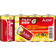LR20GD/4S [アルカリ乾電池 アルカリG 単1形 4個入]