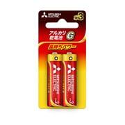 LR6GD/2BP [アルカリ乾電池 アルカリG 単3形 2個入]