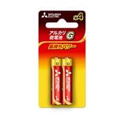 LR03GD/2BP [アルカリ乾電池 アルカリG 単4形 2個入]