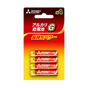 LR03GD/4BP [アルカリ乾電池 アルカリG 単4形 4個入]