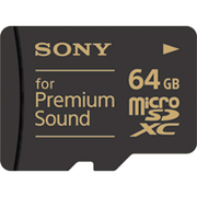 SR-64HXA [microSDXCメモリーカード 64GB CLASS10 高音質モデル]