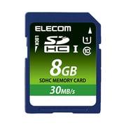 MF-FS008GU11LRA [8GB SDHCカード データ復旧サービス付 UHS-I 30MB s]