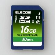 MF-FS016GU11LRA [16GB SDHCカード データ復旧サービス付 UHS-I 30MB s]