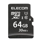 MF-MS064GU11LRA [64GB MicroSDXCカード データ復旧サービス付 UHS-I 30MB s]