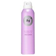 Ag+ パウダースプレー f Lサイズ フレッシュサボン(せっけん)の香り [デオドラントスプレー 142g]