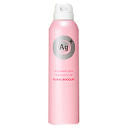 Ag+ パウダースプレー f Sサイズ フローラルブーケの香り [デオドラントスプレー 40g]