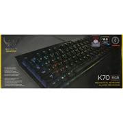 CH-9000068-NA [K70 RGB MX Red US ゲーミング用 英語104キーボード 10キー付き]