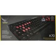 CH-9000069-NA [K70 MX Red US ゲーミング用  英語104キーボード 10キー付き]