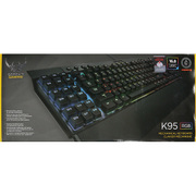 CH-9000082-NA  K95 RGB MX Red US [K95 RGB MX Red US ゲーミング用キーボード 英語104キーボード 10キー付き]