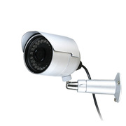 CG-NCBU031A [有線ネットワークカメラ PoE対応 暗視/屋外/防塵/防水対応 Full HD バレット型]