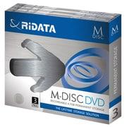 M-DVD4.7GB.PW 3P [M-DISC DVD 4.7GB インクジェットプリンター対応ホワイトレーベル 3枚]
