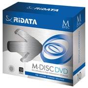 M-DVD4.7GB.PW 10P [M-DISC DVD 4.7GB インクジェットプリンター対応ホワイトレーベル 10枚]