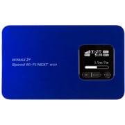 NAD31SLU ディープブルー [モバイルルーター Speed Wi-Fi NEXT WX01]