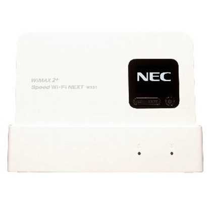 NAD31PUA Speed Wi-Fi NEXT WX01 [クレードル]