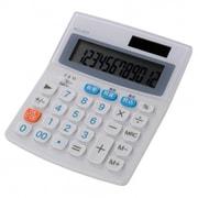 KCL-200-W [税率切り替え 小型電卓 12桁 ホワイト]