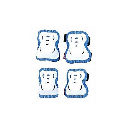 イージーインライン プロテクターセット ブルー